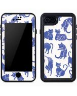 Blue Cats iPhone 7 Waterproof Case