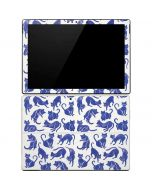 Blue Cats Surface Pro 4 Skin