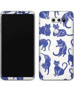 Blue Cats V30 Skin