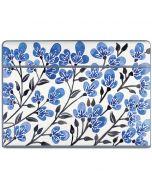 Blue Cherry Blossoms Galaxy Book Keyboard Folio 10.6in Skin