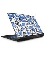 Blue Cherry Blossoms GP62X Leopard Gaming Laptop Skin