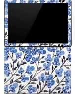 Blue Cherry Blossoms Surface Pro (2017) Skin