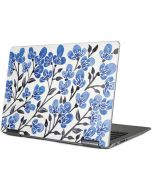 Blue Cherry Blossoms Yoga 710 14in Skin