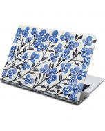 Blue Cherry Blossoms Yoga 910 2-in-1 14in Touch-Screen Skin