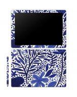 Blue Garden Galaxy Book 12in Skin