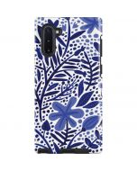 Blue Garden Galaxy Note 10 Pro Case