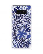Blue Garden Galaxy Note 8 Skin