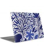 Blue Garden Apple MacBook Air Skin