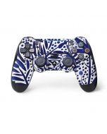 Blue Garden PS4 Pro/Slim Controller Skin