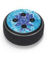 Blue Lotus Amazon Echo Dot Skin