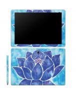 Blue Lotus Galaxy Book 12in Skin
