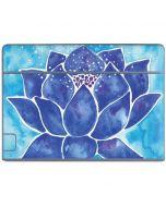 Blue Lotus Galaxy Book Keyboard Folio 10.6in Skin