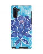 Blue Lotus Galaxy Note 10 Pro Case