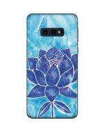 Blue Lotus Galaxy S10e Skin