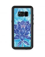 Blue Lotus Galaxy S8 Plus Waterproof Case