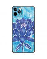 Blue Lotus iPhone 11 Pro Max Skin