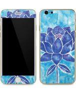Blue Lotus iPhone 6/6s Skin