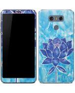 Blue Lotus LG G6 Skin