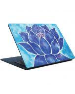 Blue Lotus Surface Laptop Skin