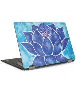 Blue Lotus Dell XPS Skin