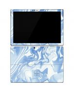 Blue Marbling Surface Pro 7 Skin