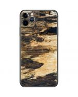 Blue Resin Wood iPhone 11 Pro Max Skin