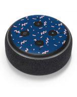 Blue Spring Amazon Echo Dot Skin