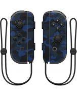 Blue Street Camo Nintendo Joy-Con (L/R) Controller Skin