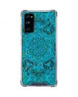 Blue Zen Galaxy S20 FE Clear Case