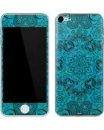 Blue Zen Apple iPod Skin