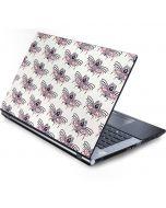 Blush Moth Generic Laptop Skin