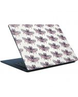 Blush Moth Surface Laptop Skin