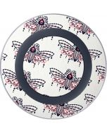 Blush Moth Wireless Charger Skin