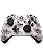 Blush Moth Xbox One Elite Controller Skin