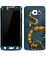 Boa Constrictor Galaxy S6 Edge Skin