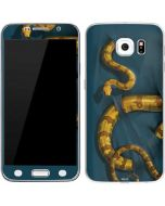 Boa Constrictor Galaxy S6 Skin