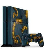 Boa Constrictor PS4 Console and Controller Bundle Skin