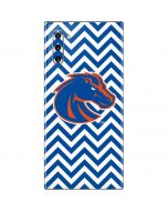 Boise State Chevron Galaxy Note 10 Skin