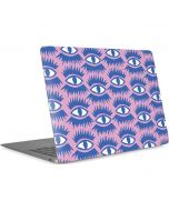 Bold Eyes 2 Apple MacBook Air Skin