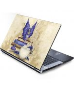 Bookworm Fairy Generic Laptop Skin