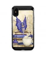 Bookworm Fairy iPhone XS Max Cargo Case