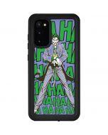 Boss Joker - Classic Joker Galaxy S20 Waterproof Case