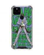 Boss Joker - Classic Joker Google Pixel 5 Clear Case