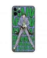 Boss Joker - Classic Joker iPhone 11 Pro Max Skin