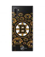 Boston Bruins Blast Galaxy Note 10 Skin
