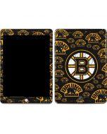 Boston Bruins Blast Apple iPad Skin
