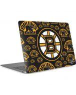 Boston Bruins Blast Apple MacBook Air Skin