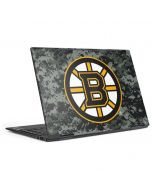 Boston Bruins Camo HP Envy Skin