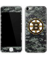 Boston Bruins Camo Apple iPod Skin