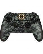 Boston Bruins Camo PlayStation Scuf Vantage 2 Controller Skin